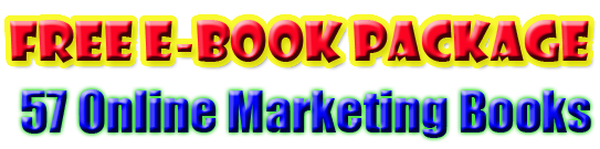Free Online Marketing Ebooks